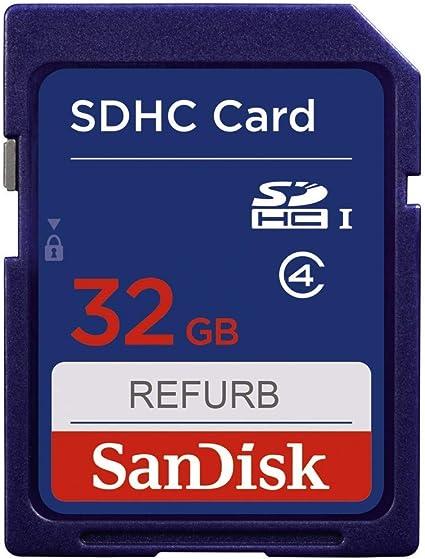 Amazon.com: SanDisk SDSDB-032G-B35 - Tarjeta de memoria ...