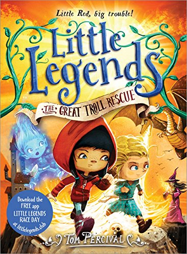 The Great Troll Rescue (Little Legends)
