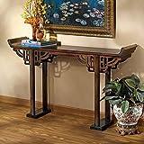 Design Toscano Forbidden City Asian Console Table