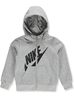 493c59f26 Amazon.com: Nike Kids Mens Therma 1/2 Zip Hoodie (Little Kids): Clothing