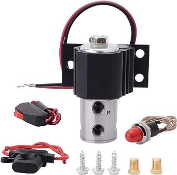 B/&M Race Car Launch Control Brake Line Lock System Kit w// Button