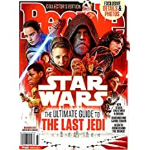 People Magazine 2017 Ultimate Guide to Star Wars Episode VIII THE LAST JEDI (AFAMNCG STORE)
