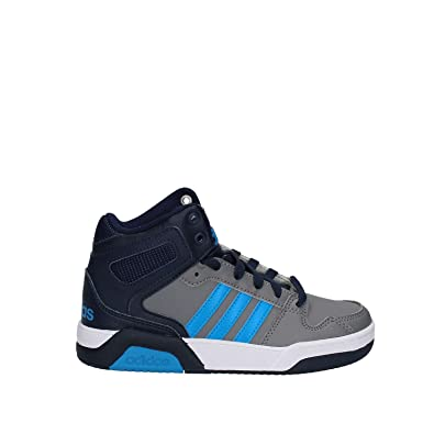 adidas Unisex Kids  Bb9tis K Sneakers Grey Size  2.5UK Child 78ab860052f