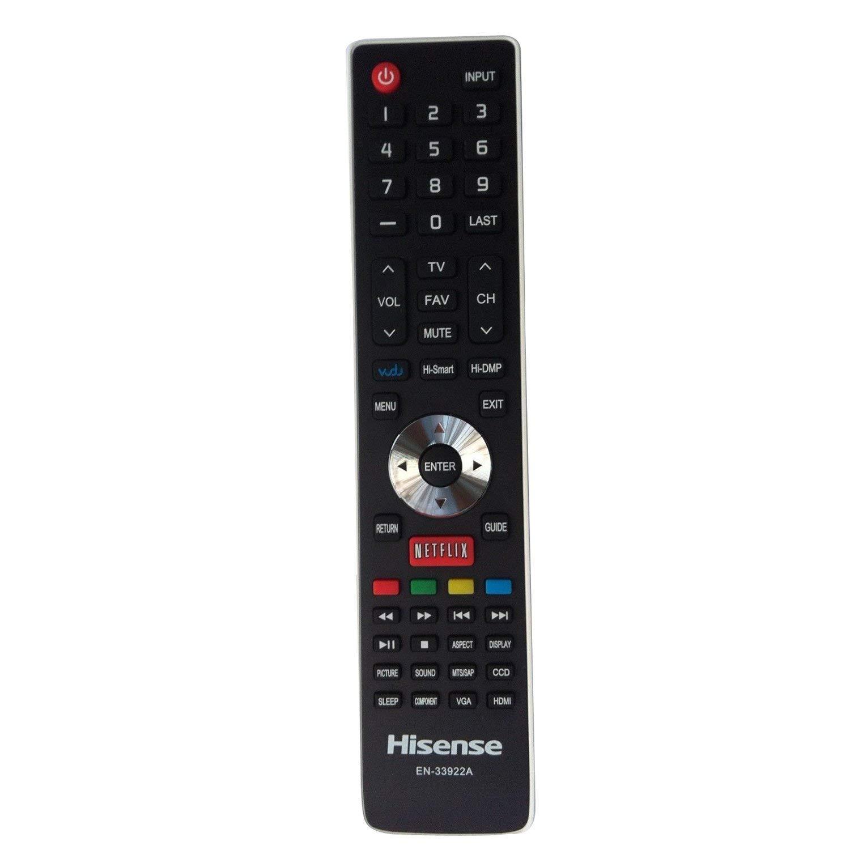 Control Remoto HiSense EN 33922A TV