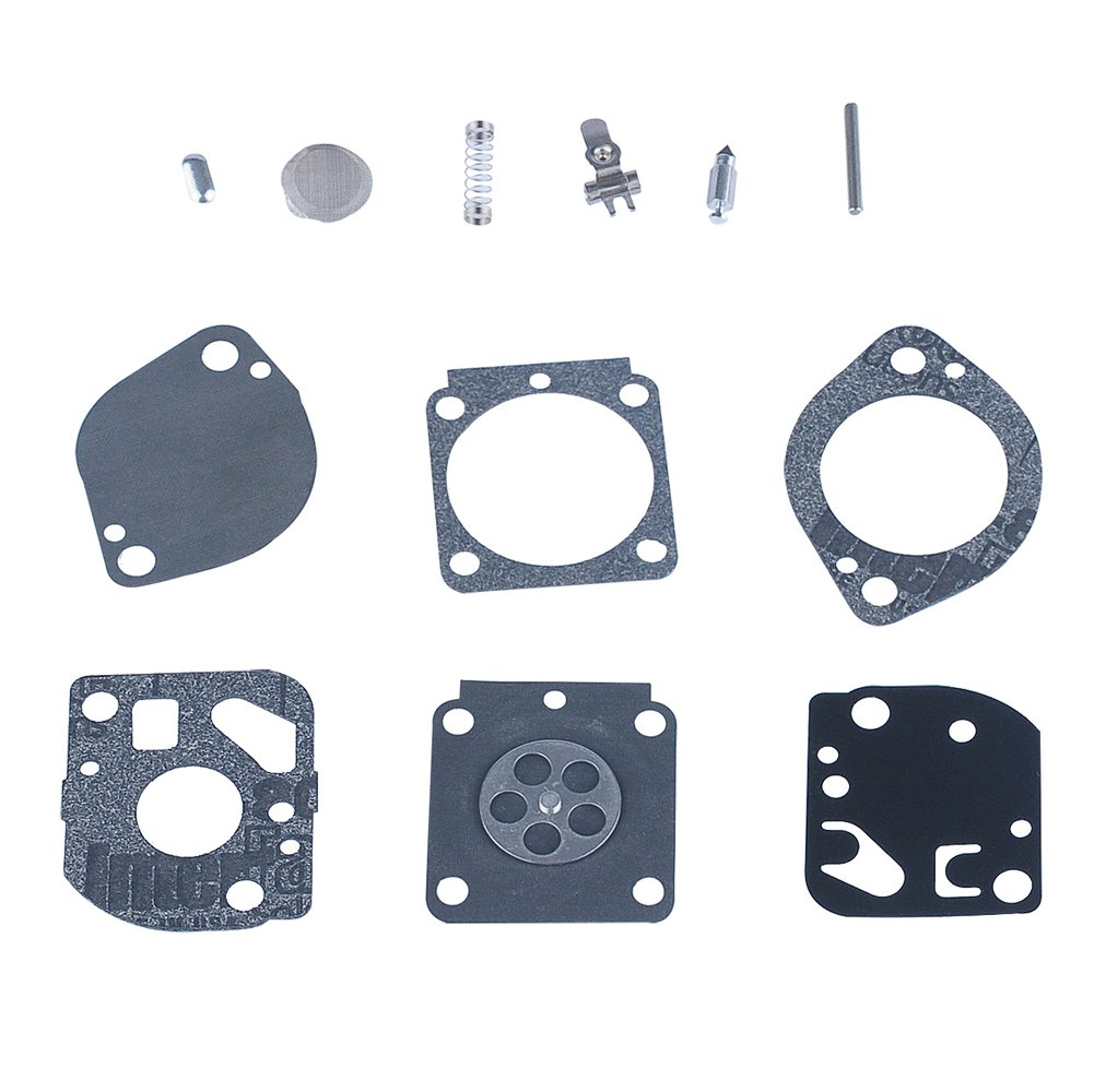 HIPA RB-134 Carburetor Rebuild Kits Gasket for ZAMA C1Q-S99 C1Q-S100 C1Q-S101 Blower Chainsaw