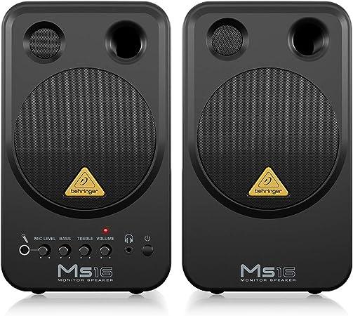 Behringer MS16 16-Watt Personal Monitor System