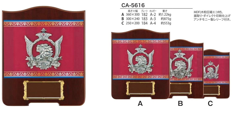 WIN シールド記念楯  CA-5616 B07JHQ7GSY