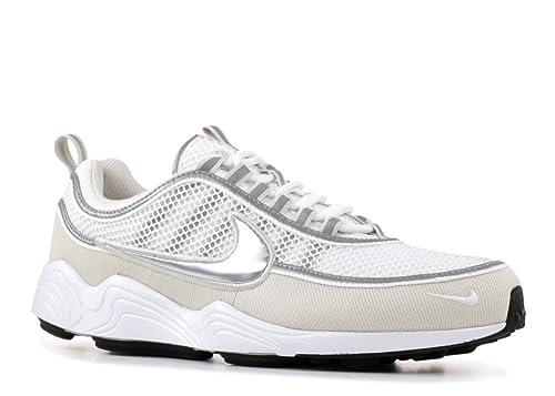 new styles 9aaf1 2d819 Nike Air Zoom Spiridon '16, Zapatillas de Deporte para Hombre, (White/