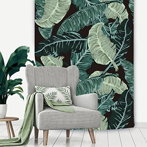 Banana Leaf Tapestry Banana Leaf Wall Tapestry Banana Tapestry Leaf Tapestry Banana Leaves Tapestry Banana Leaf Tapestries Picnic Blanket Beach Towels Large Tapestry Home Decor (82.7