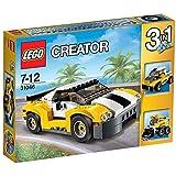 LEGO - 31046 - Creator - Jeu de Construction - La Voiture Rapide