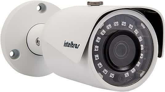 Camera IP Intelbras VIP S3330 G2 Dome 3 MP FULL HD Poe