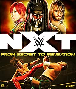 WWE: NXT - From Secret to Sensation [Blu-ray]