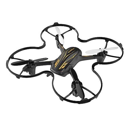 Amazon Com Hubsan H107p X4 Plus Rc Headless Quadcopter Helicopter