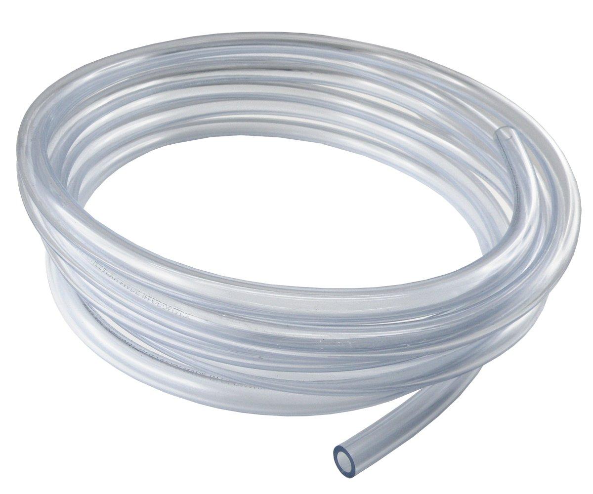 transparenter PVC-Schlauch 4x6mm 6,5 bar Meterware