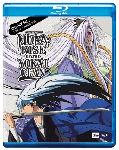 Nura: Rise of the Yokai Clan Set 2 (BD) [Blu-ray]