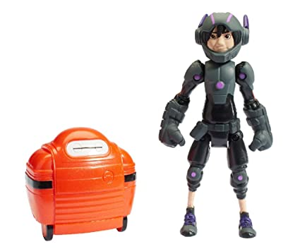 Disney Big Hero 6 4 Baymax And Mochi Action Figure Set
