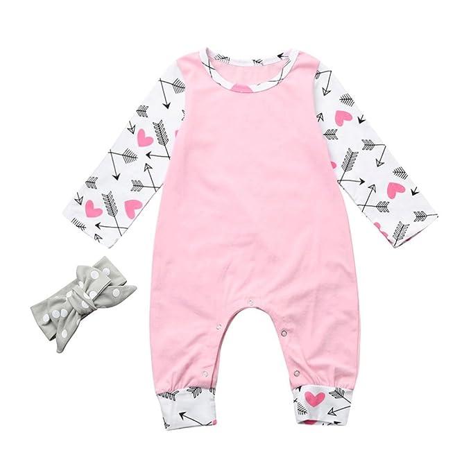 Camisas y Pantalones Ropa de Mono Bebe Navidad Pijamas Enteros de Invierno para Niño y Niña