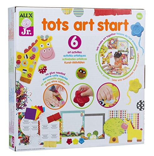 61MSHNzh1gL - ALEX Jr. Tots Art Start