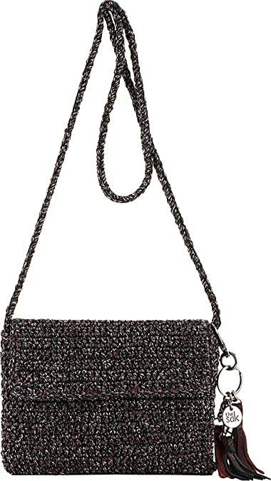 The Sak Women s Casual Classics Flap Urban Static One Size  Handbags   Amazon.com dc8e61d25