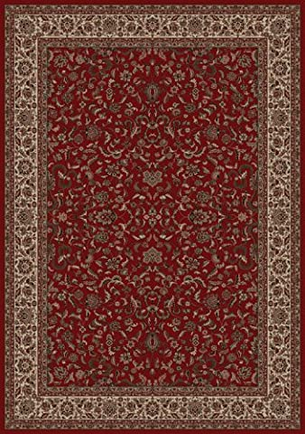 Oriental Classics Kashan Red Rug Rug Size: 7'10