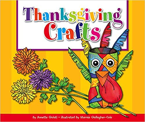 Read Thanksgiving Crafts (Holiday Crafts) PDF