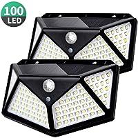 Luz Solar Exterior, T-SUN 100 LED Foco Solar