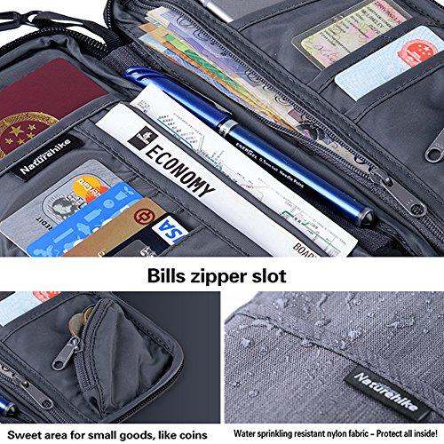 Family Passport Holder,Travel Wallet for Women & Men with 2 RFID Sleeves Bonus