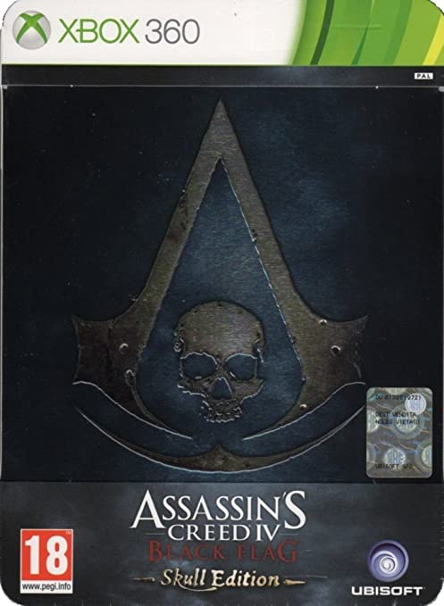 58 opinioni per Assassin's Creed IV: Black Flag- Skull Edition (Collector's Edition)