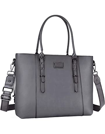 302eb63fc611 MOSISO Laptop Tote Bag for Women (Up to 15.6 Inch)