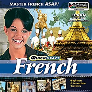Quickstart French Audiobook