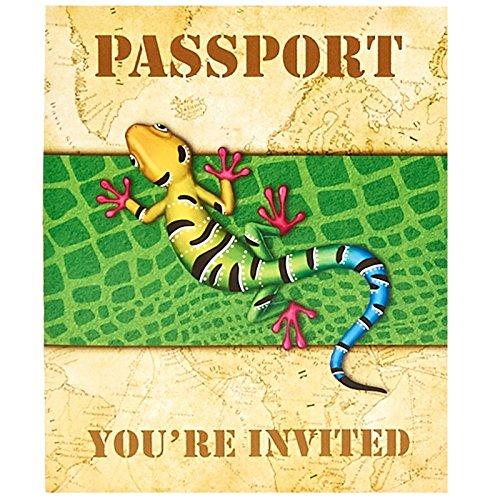 Animals Birthday Party Invitation - 9