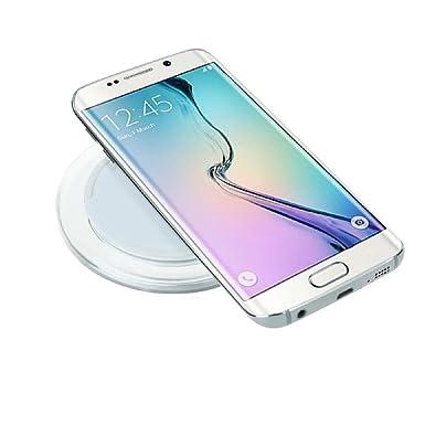 Galaxy S7/S7 Edge Cargador inalámbrico, Lookatool Cargador ...