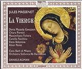 La Vierge/Recorded Live in Caravaggio 9-25-10 by Massenet, J. (2012-07-17)