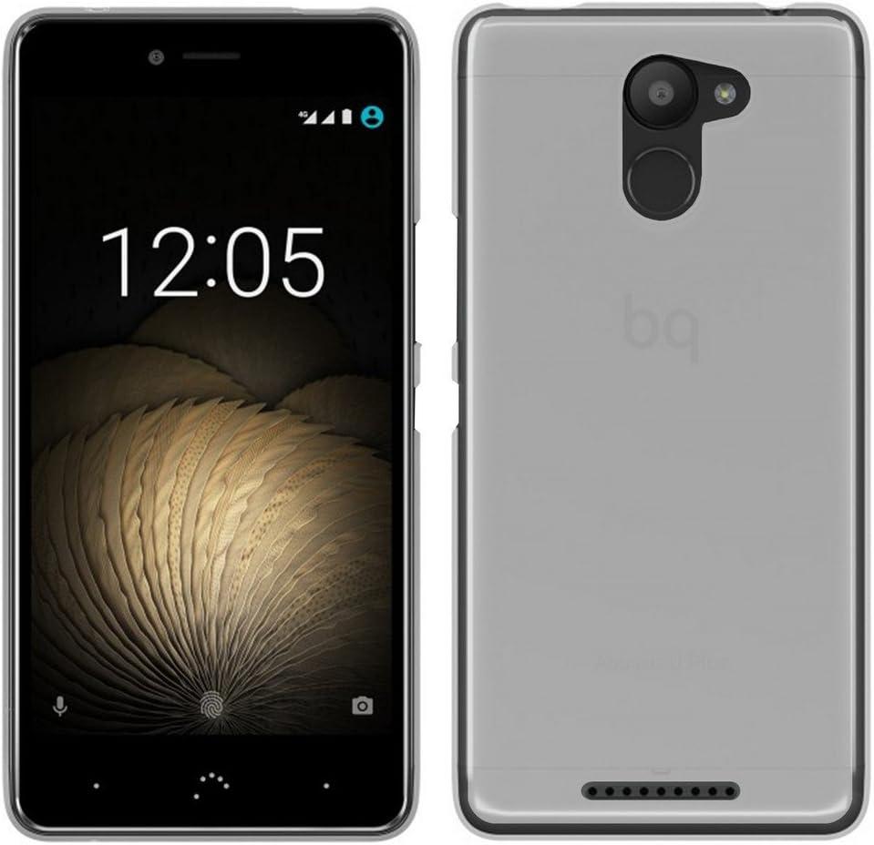 Tumundosmartphone Funda Gel TPU para BQ AQUARIS U Plus Color ...