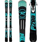 ROSSIGNOL(ロシニョール)18 PURSUIT 200 CARBON + XP10 スキー板 金具付き RAGBK01/FCFD011