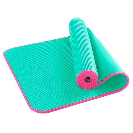 QIDI Estera De Yoga Grueso Antideslizante Yoga Bailando ...
