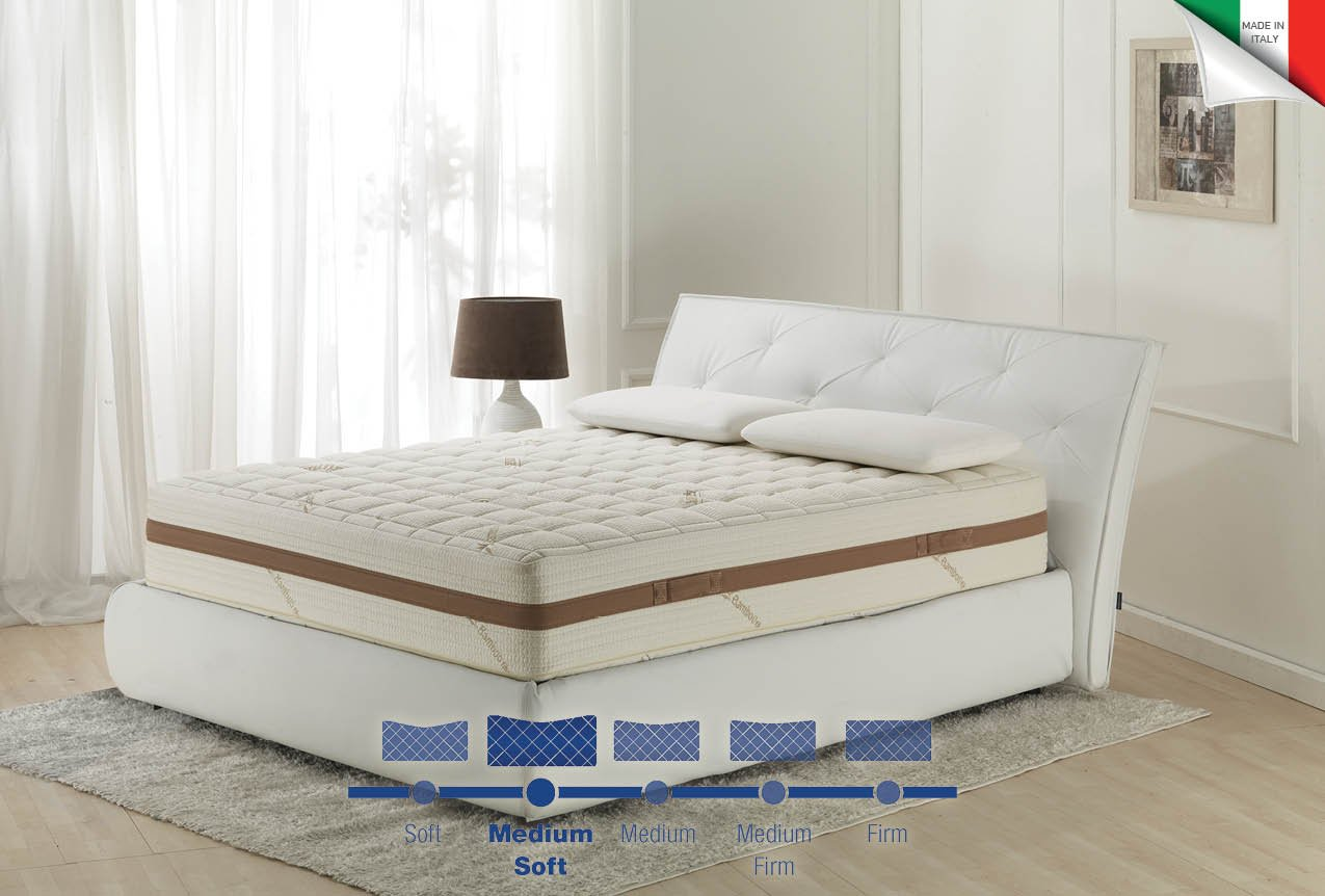 Magniflex Terra Dual 12 Queen Mattress
