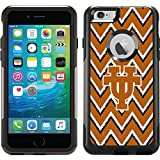 Coveroo Commuter Series Case for iPhone 6 Plus - Retail Packaging - University of Texas Sketchy Chevron