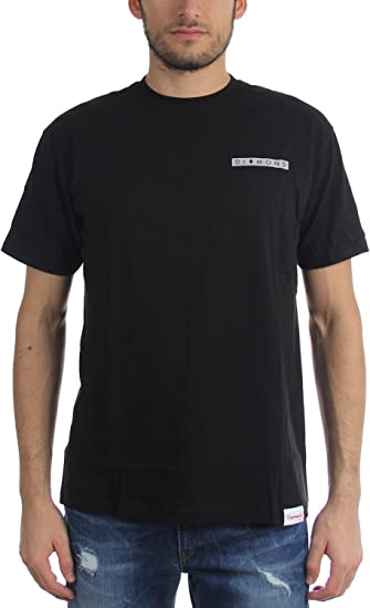 2b7e4b9c7af3 Diamond Supply Co. - Mens Marquise T-Shirt: Amazon.co.uk: Clothing
