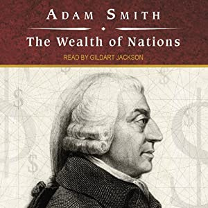 The Wealth of Nations Hörbuch