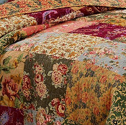 Greenland Home Antique Chic King Quilt Bonus Set by Greenland Home (Image #1)