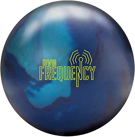 DV8 Frequency Bowling Ball Includes Free Lime Luster