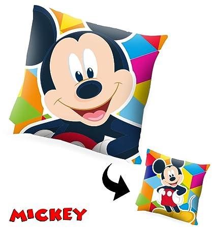 Desconocido Kids Mickey Cojín 40x40, Varios, 40x40 cm ...