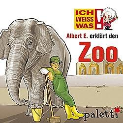 Albert E. erklärt den Zoo (Ich weiß was)