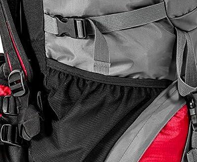 TETON Sports Hiker 3700 Ultralight Internal Frame Backpack