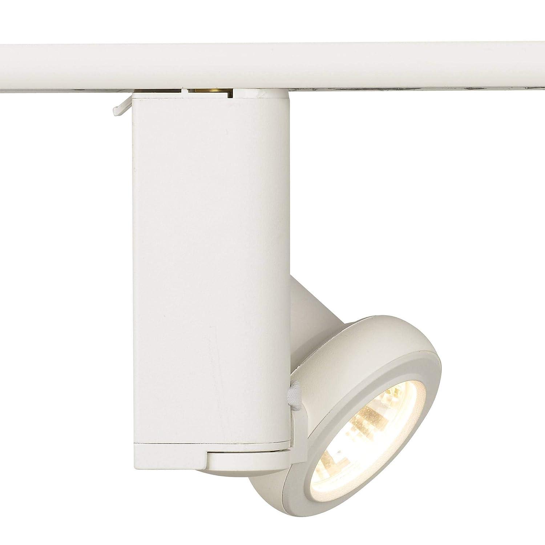 Lightolier 6276bwh lytespan track lighting sof tech low voltage enclosed spot white