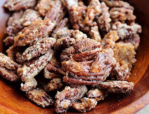 Modern Mixology: Cinnamon Spiced Pecans, 7 ()