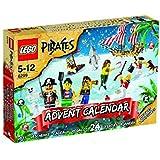 LEGO - 6299 - Jeu de construction - Pirates - Le calendrier de l'avent