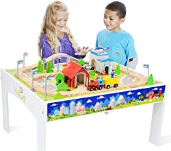 Top 10 Best Train Table For Toddlers (2020 Reviews & Buying Guide) 5