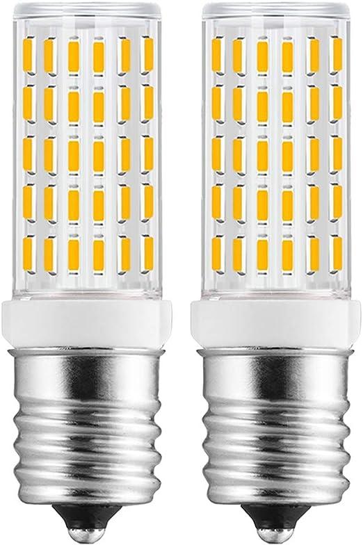 Amazon.com: I-SHUNFA E17 - Bombillas LED (5 unidades), E17 ...